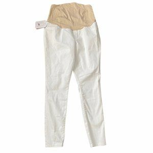 """Isabel maternity jean 29"""" inseam crossover panel"""